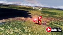Recorrido 3D - La Vuelta a España 2017