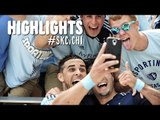 HIGHLIGHTS: Sporting Kansas City vs. Chicago Fire | July 6, 2014