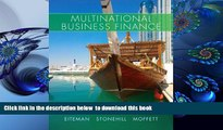 PDF  Multinational Business Finance (13th Edition) (Pearson Series in Finance) David K. Eiteman