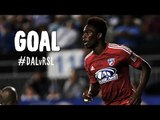 GOAL: Fabian Castillo rips one to the far post | FC Dallas vs. Real Salt Lake