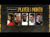 Etihad Airways Player of the Month Nominees: August