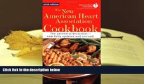 Audiobook  The New American Heart Association Cookbook American Heart Association Full Book