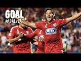 GOAL: David Texeira finishes a beautiful FC Dallas sequence   FC Dallas v LA Galaxy