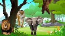 Animals Cartoons Finger Family Children Nursery Rhymes Animals Finger Family Rhy
