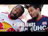 HIGHLIGHTS: New York Red Bulls vs. New England Revolution   November 23, 2014