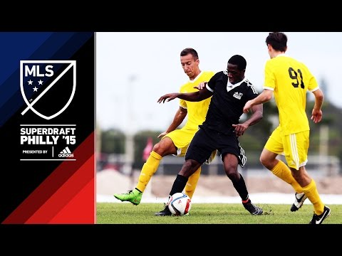 HIGHLIGHTS: Nitro Charge vs. Nativo | MLS Combine 2015