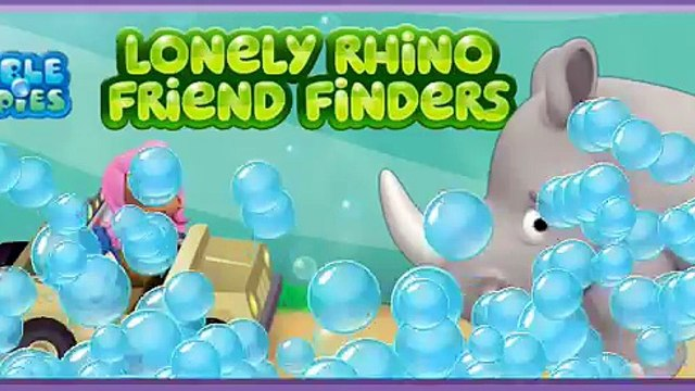 The Bubble Guppies Lonely Rhino Friend Finder - The Bubble Guppies FULL HD Game - Episode 1