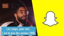 Fary déteste Snapchat et il nous explique pourquoi...