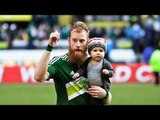 GOAL: Nat Borchers scores his first goal with the Timbers | Portland Timbers vs. FC Dallas