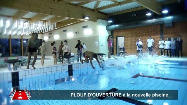 Tapis Rouge LMTV : réouverture de la piscine de Coulaines après rénovation