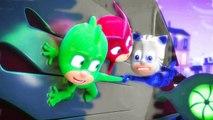PJ Masks - Lets Go PJMasks Coloring Pages Catboy Connor Owlette Amaya Gekko Greg PJ Coloring Book