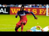 GOAL: David Accam puts Chicago up 1-0 | D.C. United vs Chicago Fire