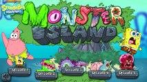 Spongebob Squarepants Monster Island - Cartoon Movie Game - New Spongebob Squarepants