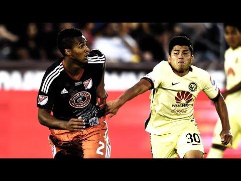 HIGHLIGHTS: MLS Homegrown vs. Club America U-20   July 28, 2015
