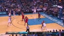 Rockets Defense On Russell Westbrook   Rockets vs Thunder   Dec 9, 2016   2016-17