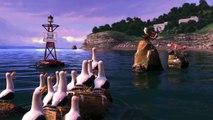 Le Monde de Nemo 3D -- Extrait 3 'Les mouettes' - VF - En Blu-ray 3D et Blu-ray le 24 avril-jMnS9vu6F5U