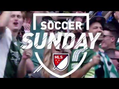 MLS Soccer Sunday: NYCFC vs TFC & San Jose vs Portland