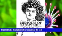 PDF [FREE] DOWNLOAD  Memoirs of Fanny Hill BOOK ONLINE