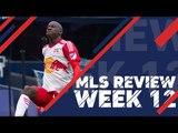 New York is Red & Portland Boss 'Caps | MLS Review, Week 12