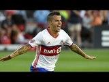 Sebastian Giovinco scores a spectacular hat-trick against the Revs
