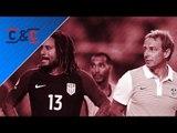 Jones talks Klinsmann
