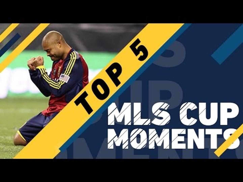 Top 5 MLS Cup Moments