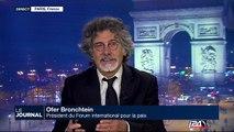 Débat : pour ou contre la conférence pour la paix de Paris?