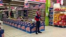 Pour ses 50 ans Auchan Roncq était en direct sur Facebook