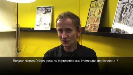 Vidéo de Nicolas Debon