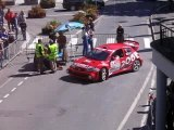 Peugeot 206 WRC (Rallye du Mont Blanc 2007)