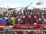 SONA - Nagwaging Philippine Dragon Boat Federation, hindi maituturing na National Team?