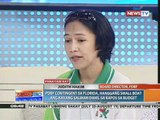 News to Go interviews - Judith Hakim ng Philippine Dragon Boat Federation
