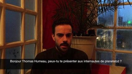 Vidéo de Thomas Humeau