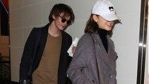 'Stranger Things' Co-Stars Charlie Heaton and Natalia Dyer Spark Romance Rumors
