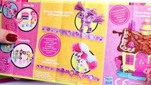 My Little Pony POP Rarity and My Little Pony Applejack Deluxe Style Kit MLP Play Set Toys