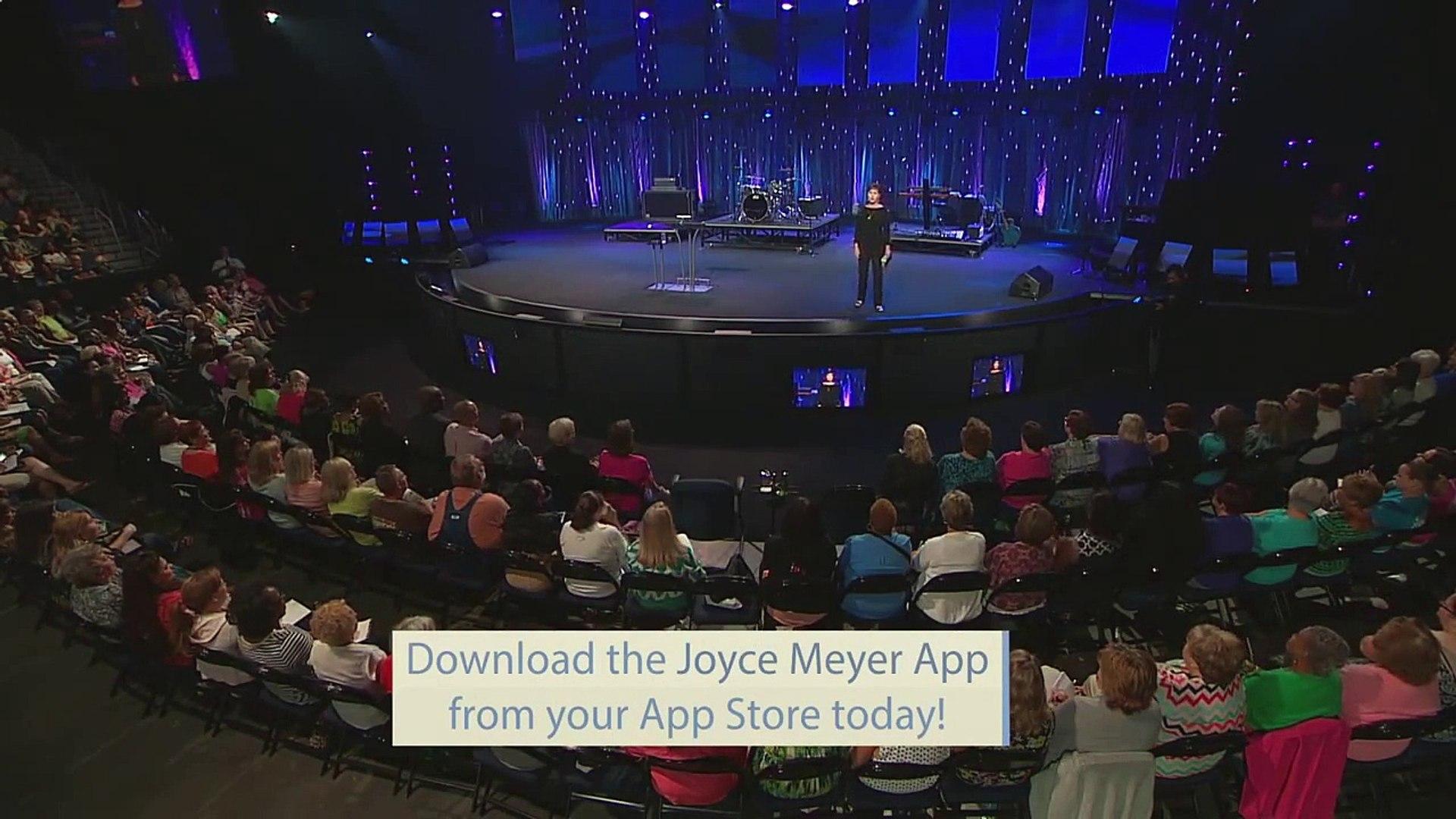 Joyce Meyer - Sickness and Healing 2017