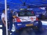 Suzuki Swift Rallye Cup (Rallye du Mont Blanc 2007)