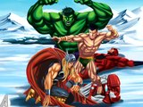 Avengers Origins Assemble! - Interactive Storybook App for Kids