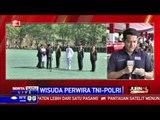 Presiden Melantik Perwira Remaja TNI dan Polri