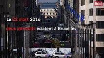 Quel rôle a joué Bart De Wever le lendemain des attentats de Bruxelles ?