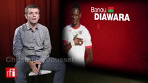 Banou Diawara, le buteur providentiel des Etalons #CAN2017