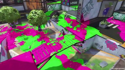 Nintendo Switch Trailer  de Splatoon 2