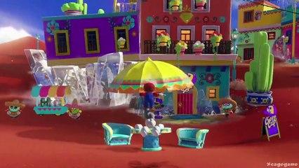 Super Mario Odyssey : Trailer conférence Switch janvier 2017