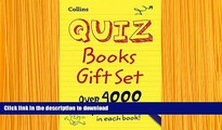 Free [PDF] Downlaod Collins Quiz Book Gift Set (Collins
