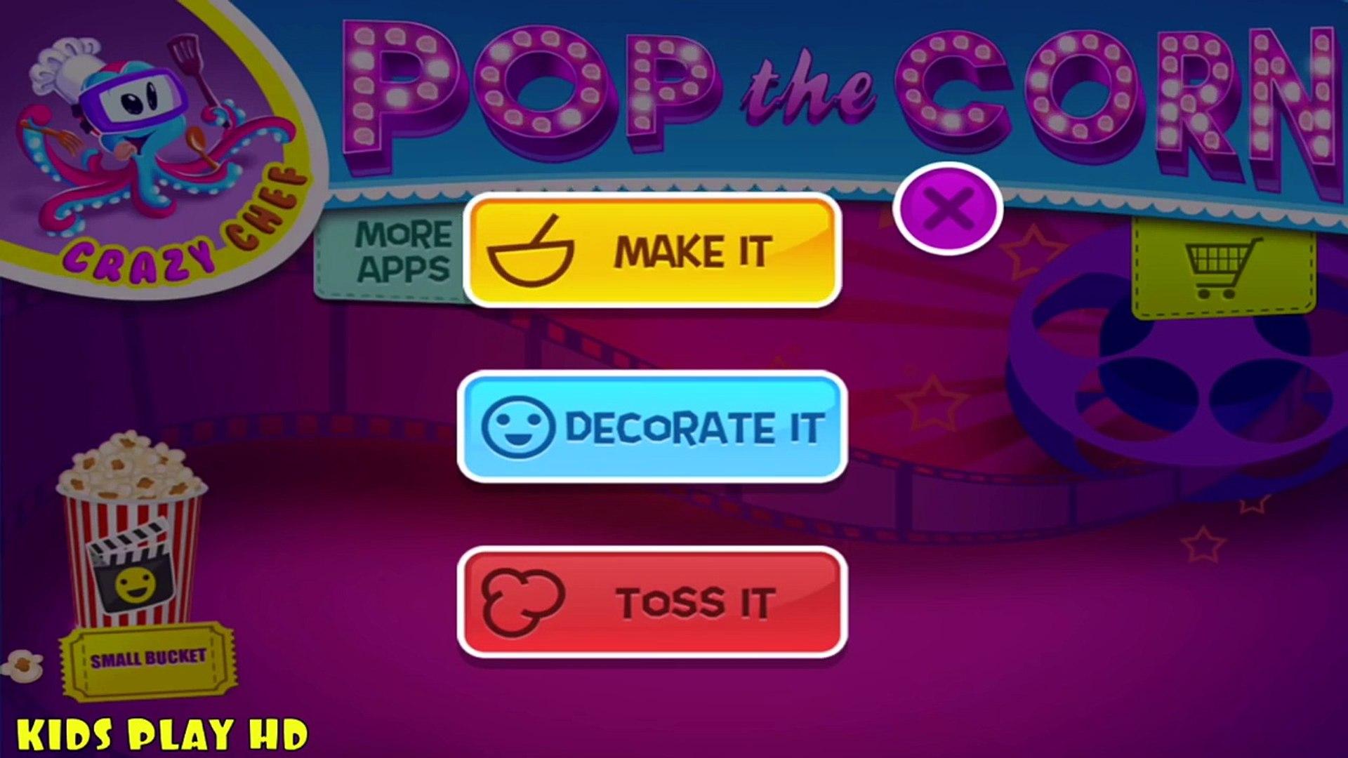 ИГРА ПОПКОРН. МУЛЬТИК ИГРА: ДЛЯ ДЕТЕЙ / KIDS VIDEOS.POPCORN.GAMES FOR KIDS