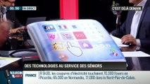 La chronique de Frédéric Simottel : Quand la technologie se met au service des seniors – 13/01