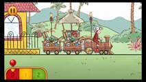 Curious George | Curious George Train Adventures on ios | Train Game for Kids