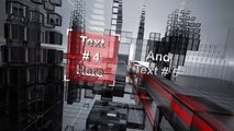 Red Cube _  After Effects Project Files _ VideoHive Templates _ 'Download now'-NjW6lGHbcVs