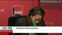Bientôt ce sera Emmanuel Macron qui sera porte-parole de Laurence Haïm - Le billet de Charline Vanhoenacker