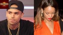 Rihanna And Chris Brown Party At Same Nightclub | Hollywood Asia